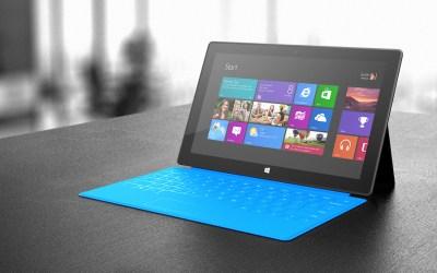 Surface RT Windows 8.1 Battery Life Fix