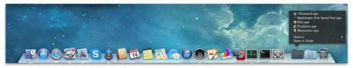 How to Put Folders on the Left Side of the Dock