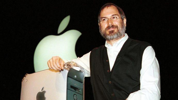 Steve Jobs Power Mac G4