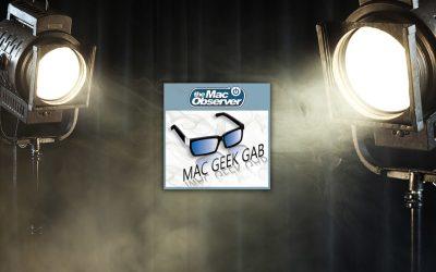 Mac Geek Gab Movie Questions
