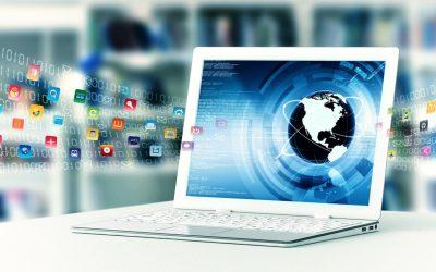 Laptop Internet Websites