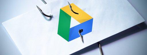 Google Drive Phishing Scam
