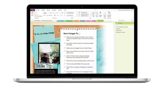 Microsoft Reportedly Launching OneNote for Mac as a Free App