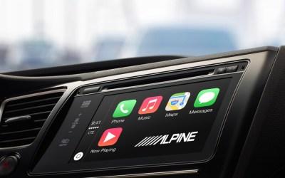 Alpine CarPlay