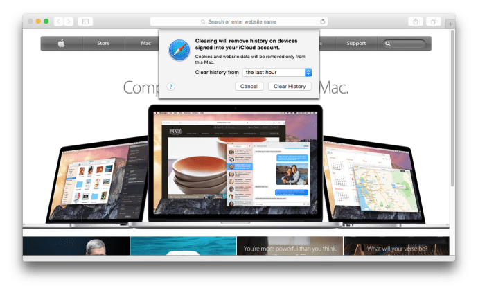 Be Careful: Safari Will Sync Browser History in OS X Yosemite and iOS 8
