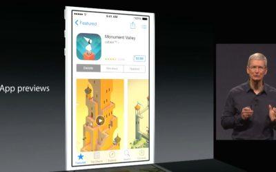 WWDC App Previews