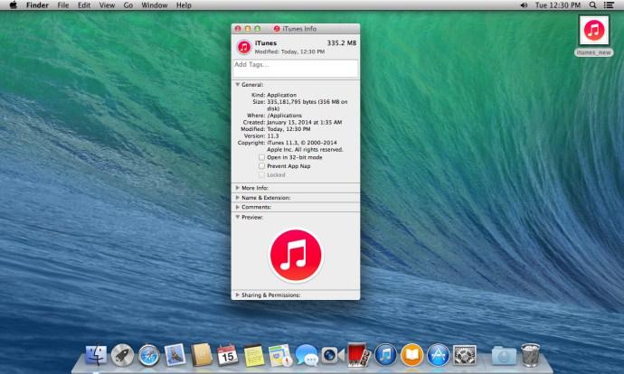 Anpassade ikoner OS X