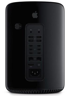 2013 Mac Pro Rear