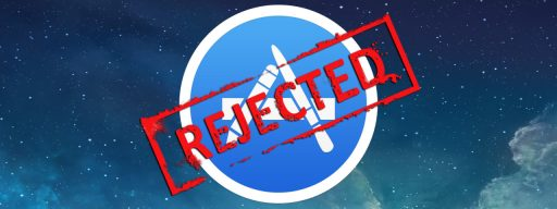 App Store Rejected