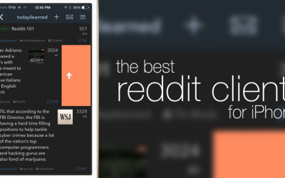 Best Reddit Clients To Download For iPhone iOS 9