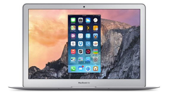 New in OS X Yosemite: Record Your iPhone or iPad Screen with QuickTime