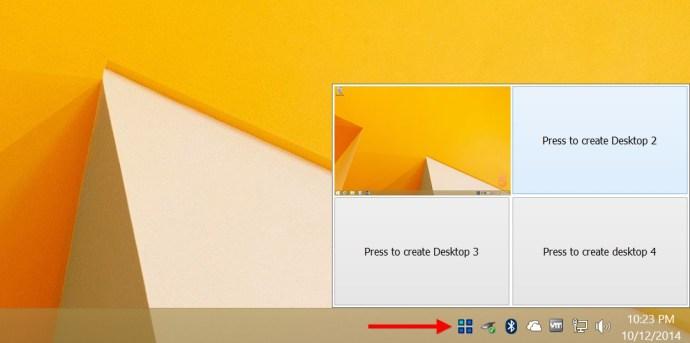 Windows Virtual Desktops Utility