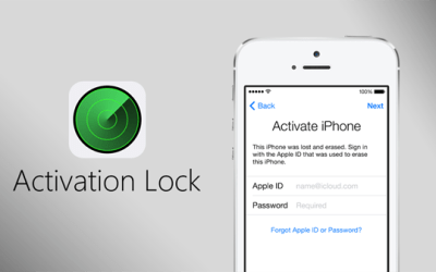 Find My iPhone Activation Lock From Previous Owner's Account