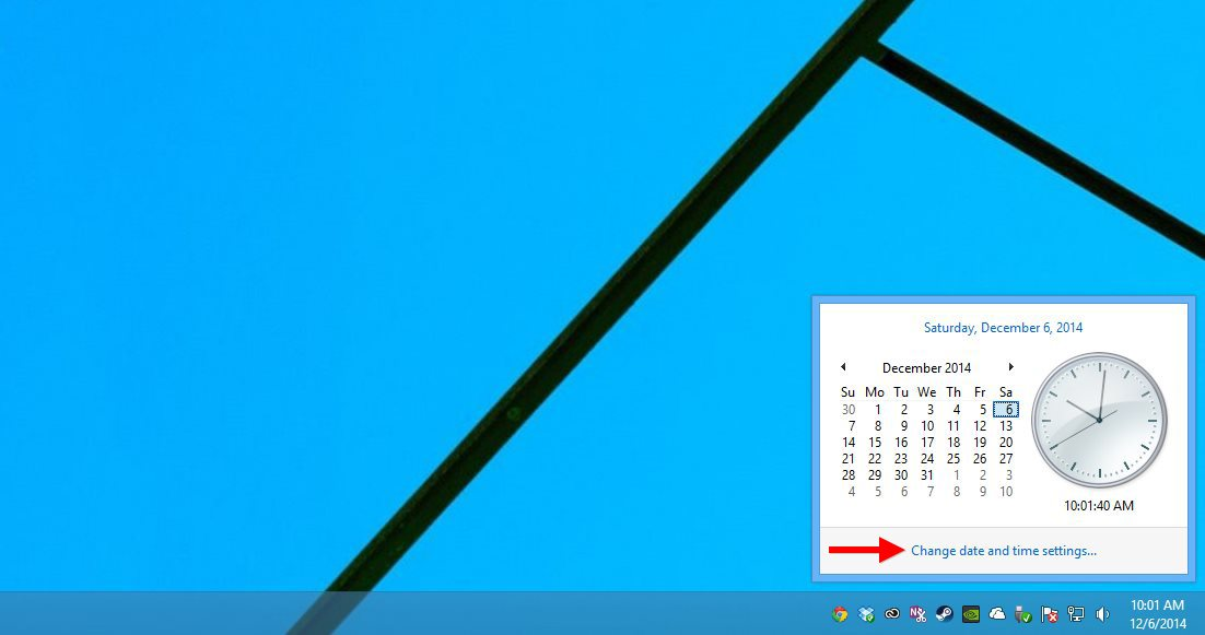 How to Fix an Incorrect Windows Clock