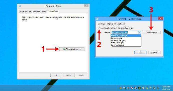 windows-datum-och-tid-inställningar