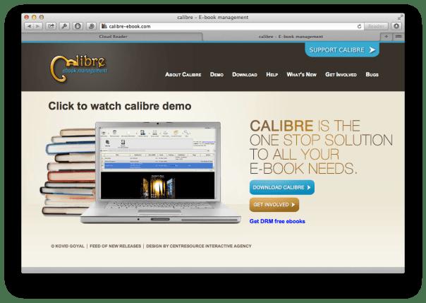 Calibre.app