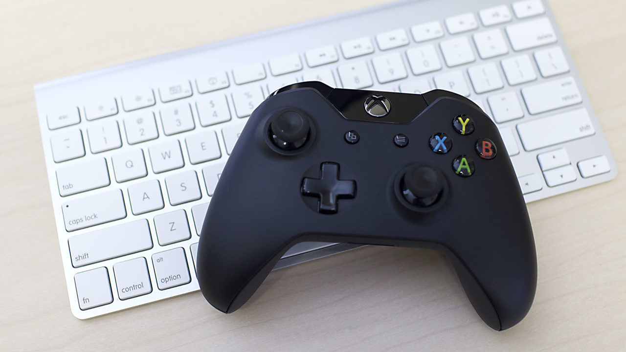 How To Use An Xbox One Controller With A Mac