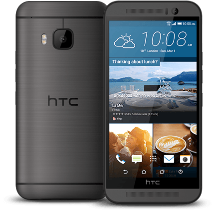 HTC One M9 Lock Screen Password Reset