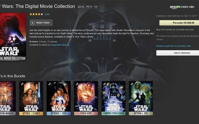 star wars digital hd amazon