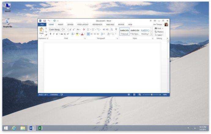 windows app single instance