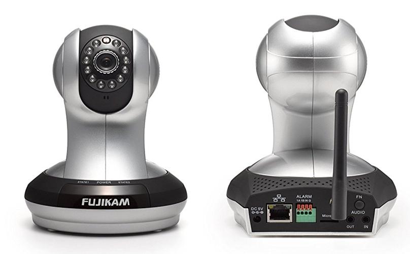 Review: Fujikam FI-361HD Cloud Camera