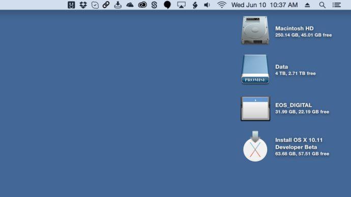 os x el capitan usb installer desktop