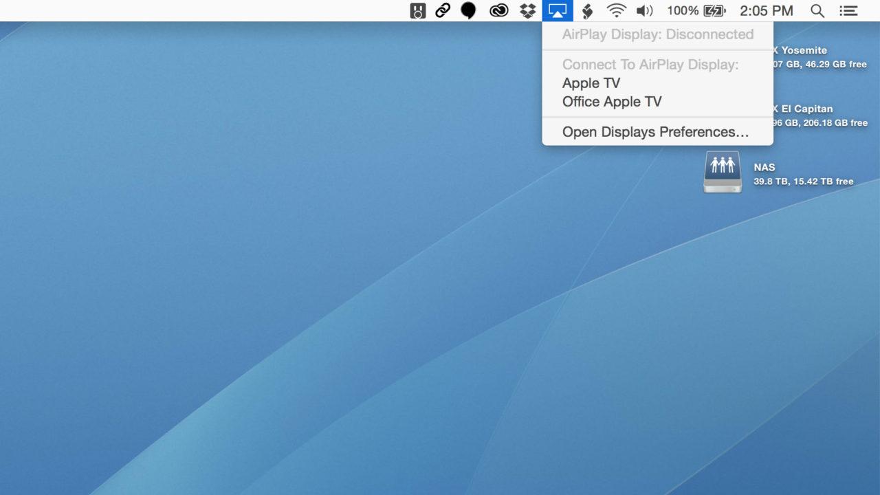 How to Stream All Mac Audio Via AirPlay