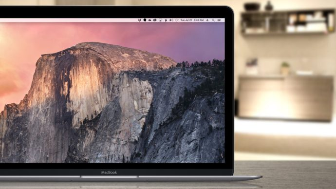 mac clock date menu bar