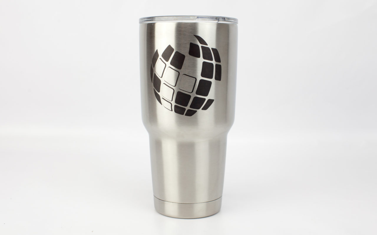 Make an Impression with a Custom-Engraved Yeti Tumbler from