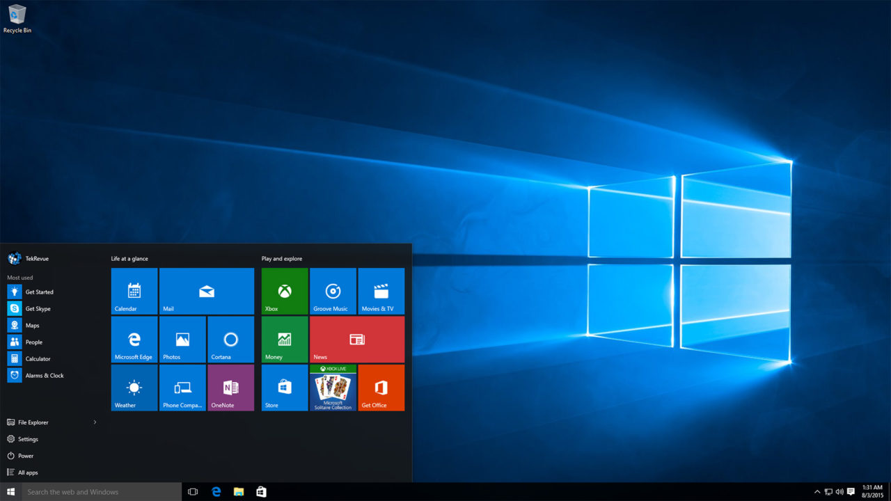 The Evolution of the Windows Start Menu: Windows 95 to Windows 10
