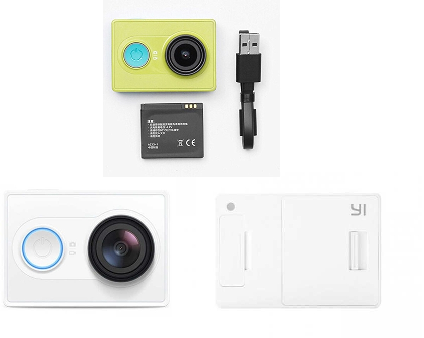 Xiaomi Yi and GoPro Hero 4 – Battle of the Action Cameras