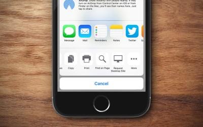 view desktop site safari ios 9