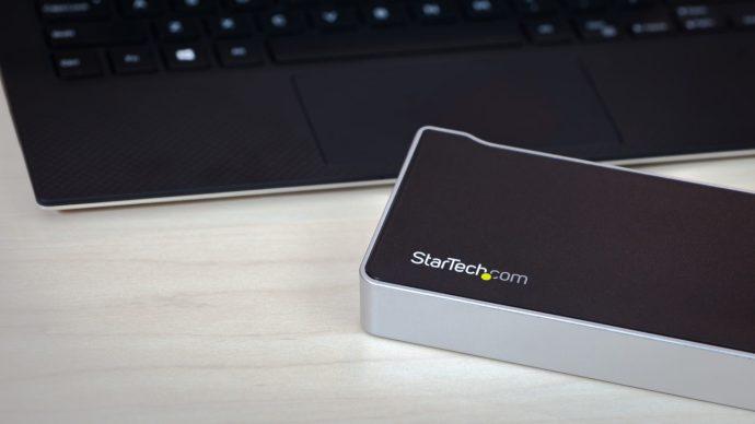 startech triple-video docking station usb 3