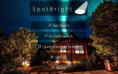 spotbright windows