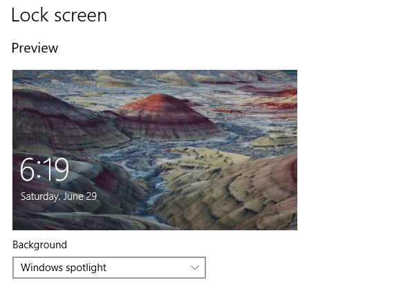 How to Find Windows Spotlight Lock Screen Images in Windows 10