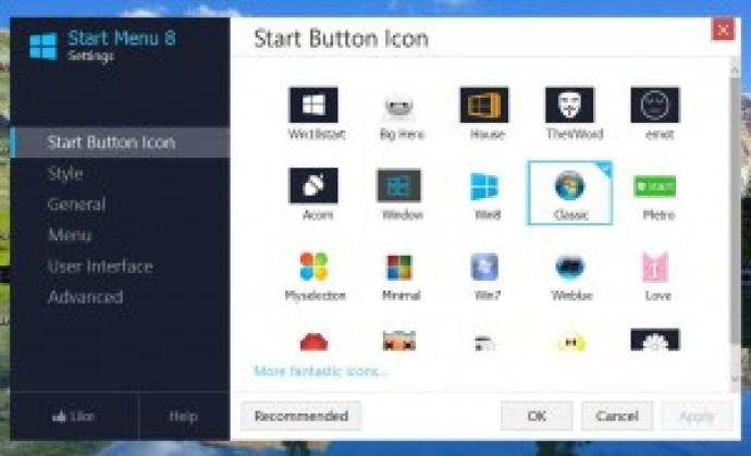 Start menu 4