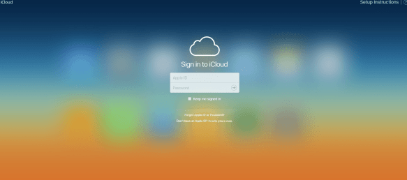 sign-into-icloud