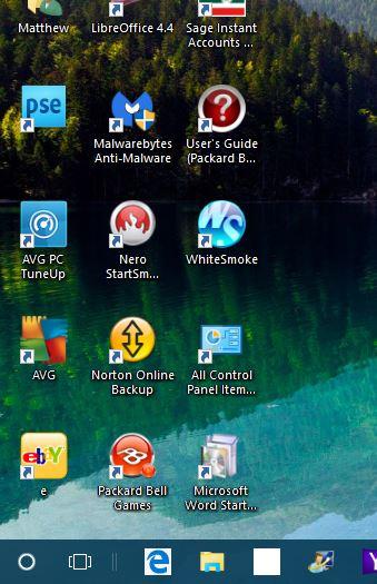 windows 10 taskbar 11