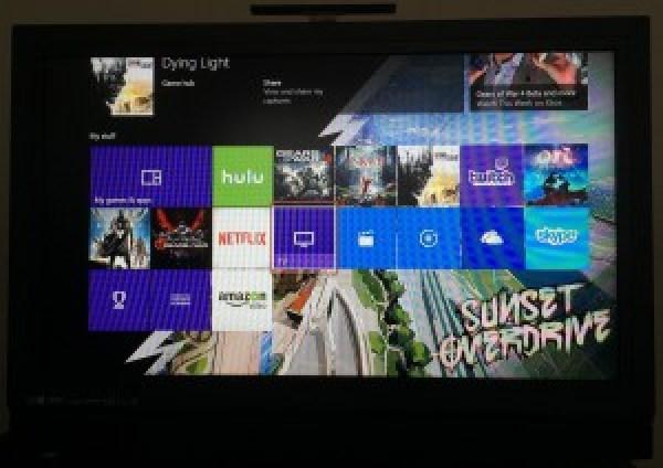 TV app on Xbox One
