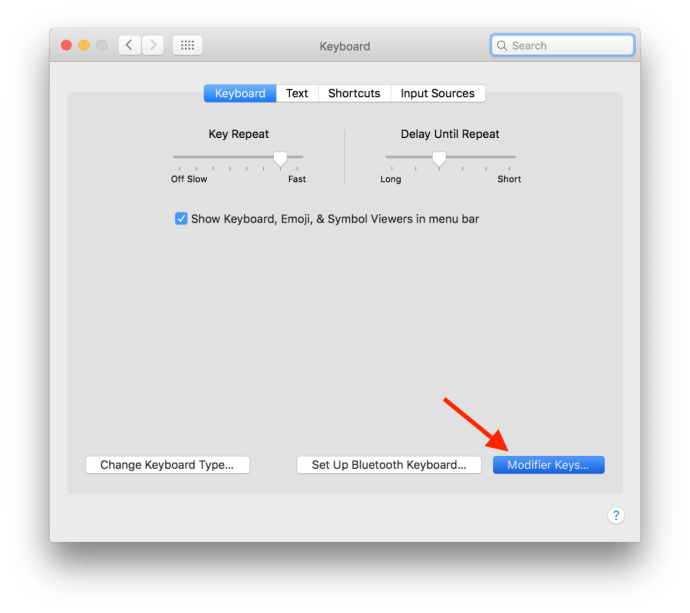 How to Switch the Command and Control Keys on Your Mac Keyboard