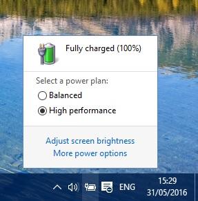 battery UI4