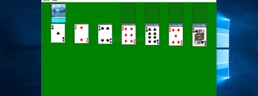 classic solitaire windows xp