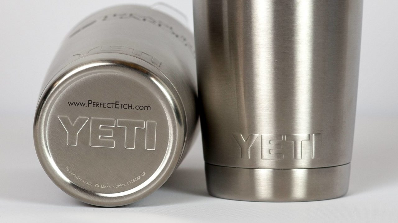 Stand Out in the Crowd with Colorful Powder Coated Yeti