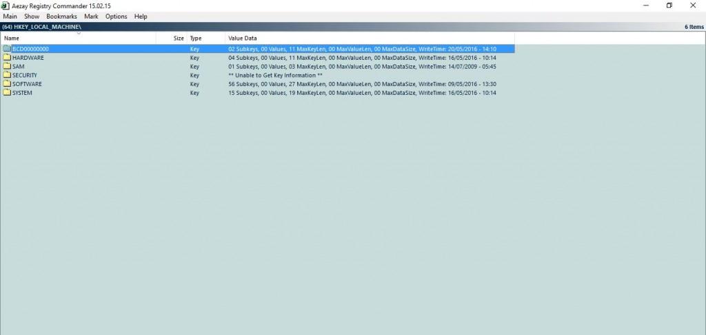 Add a new Registry Editor to Windows 10 registry editor4