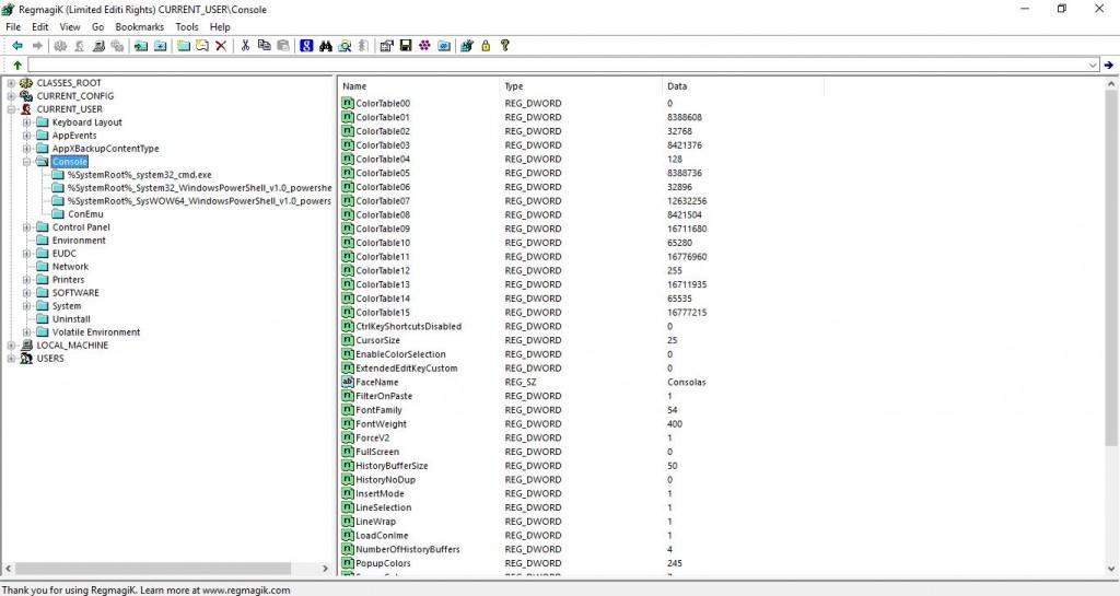 Add a new Registry Editor to Windows 10 registry editor8