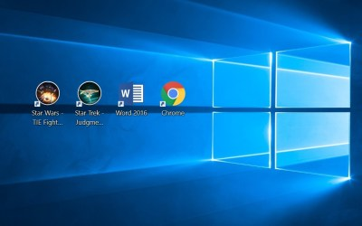 How to Remove the Shortcut Arrow for Windows 10 Icons