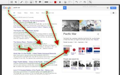 How to Screenshot Entire Website Page With Google Chrome, Firefox