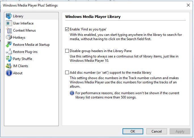 windows media player6