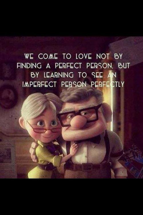 elderly pair in love wise people