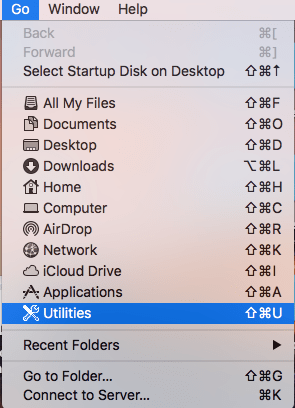 Finder Utilties